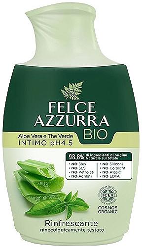 Liquid Intimate Wash - Felce Azzurra BIO Aloe Vera&Green Tea
