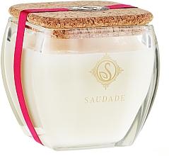"Fragrances, Perfumes, Cosmetics Scented Candle ""Verbena"" - Essencias De Portugal Senses Saudade Verbena Candle"