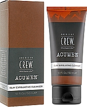 Fragrances, Perfumes, Cosmetics Exfoliating Clay Cleanser - American Crew Acumen Clay Exfoliating Cleanser