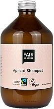 Fragrances, Perfumes, Cosmetics Shampoo - Fair Squared Apricot Shampoo
