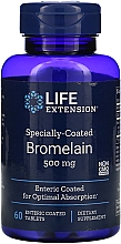 "Fragrances, Perfumes, Cosmetics Dietary Supplement ""Bromelain"" - Life Extension Bromelain"