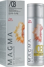 Fragrances, Perfumes, Cosmetics Pidmented Lightener - Wella Professionals Magma by Blondor