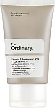 Vitamin C Suspension 23% + HA Spheres 2% Serum - The Ordinary Vitamin C Suspension 23% + HA Spheres 2% — photo N2