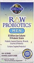 Fragrances, Perfumes, Cosmetics Men Probiotics - Garden of Life Raw Probiotics Men