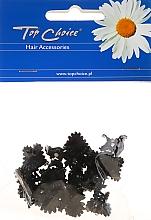 Fragrances, Perfumes, Cosmetics Hairpin 25204, black - Top Choice