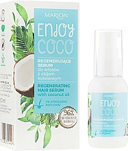 Fragrances, Perfumes, Cosmetics Coconut Water Hair Serum - Marion Enjoy Coco Serum