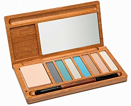 Fragrances, Perfumes, Cosmetics Eyeshadow Palette - Alilla Cosmetics California Palette