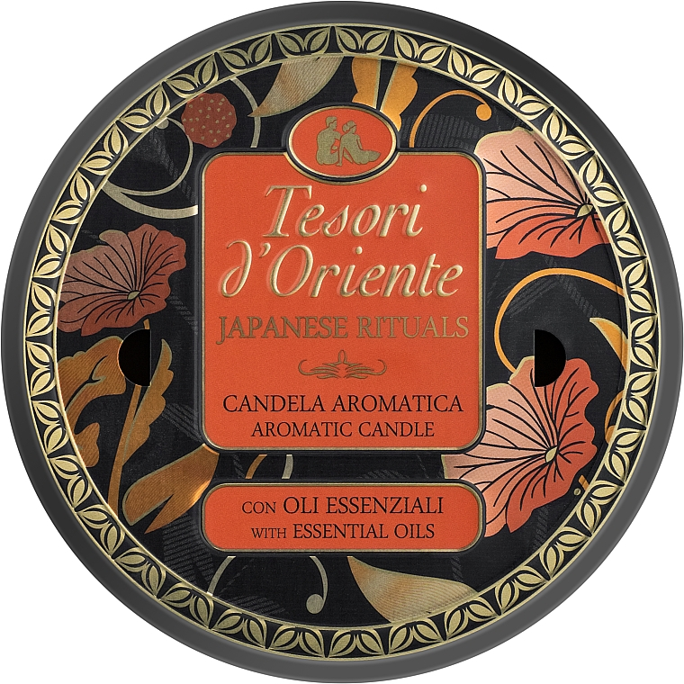 Tesori d`Oriente Japanesse Rituals - Scented Candle — photo N1