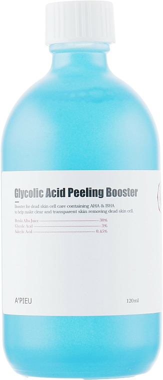 Glycolic Acid Peeling Booster - A'pieu Glycolic Acid Peeling Booster — photo N2