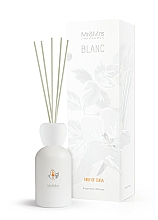 "Fragrances, Perfumes, Cosmetics Reed Diffuser ""Mint of Cuba"" - Mr&Mrs Fragrance Blanc Mint of Cuba"