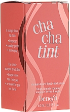 Fragrances, Perfumes, Cosmetics Lips & Cheeks Liquid Pigment - Benefit Chachatint (mini size)