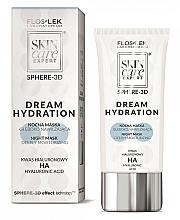 Fragrances, Perfumes, Cosmetics Deep Moisturizing Mask - FlosLek Skin Care Expert Sphere-3D Dream Hydration
