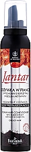 Fragrances, Perfumes, Cosmetics Oily Hair Foam with Activated Carbon & Amber Extract - Farmona Jantar