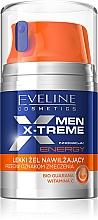 Fragrances, Perfumes, Cosmetics Anti-Fatigue Gel - Eveline Cosmetics Men X-Treme Energy