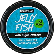 """Fragrances, Perfumes, Cosmetics Soap """"Jelly Fish"""" - Beauty Jar Jelly Soap For Hands And Body"""