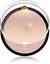 Fragrances, Perfumes, Cosmetics Face & Body Powder - Bell Secretale Nude Skin Illuminating Powder
