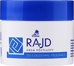 Fragrances, Perfumes, Cosmetics Daily Face Semi-Oily Cream - Pollena Savona Rajd