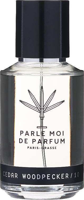 Parle Moi de Parfum Cedar Woodpecker 10 - Eau de Parfum  — photo N2