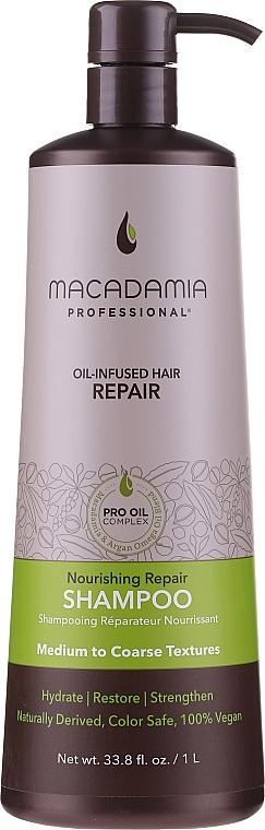 Nourishing & Repairing Shampoo - Macadamia Professional Nourishing Repair Shampoo