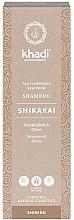 "Fragrances, Perfumes, Cosmetics Ayurvedic Shampoo for All Hair Types ""Shikakai"" - Khadi"