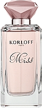 Fragrances, Perfumes, Cosmetics Korloff Paris Miss - Eau de Parfum