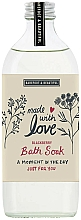 Fragrances, Perfumes, Cosmetics Bath Soak - Bath House Bath Soak Made With Love Blackberry