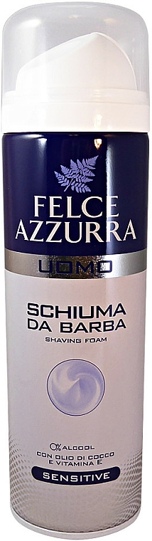 Shaving Foam - Felce Azzurra Men Sensitive Shaving Foam