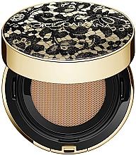 Fragrances, Perfumes, Cosmetics Cushion Foundation - Dolce&Gabbana Preciouskin Perfect Finish Cushion Foundation