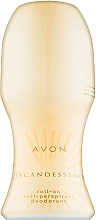 Fragrances, Perfumes, Cosmetics Avon Incandessence - Roll-on Deodorant
