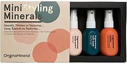 Set - Original & Mineral Mini Styling Kit (h/spray/50ml + h/spray/50ml + h/spray/50ml) — photo N1