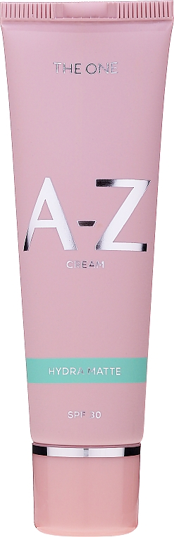 Multifunctional Mattifying Face Foundation - Oriflame The One A-Z Cream Hydra Matte SPF30