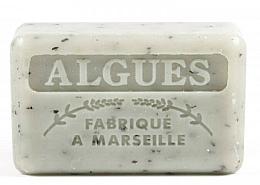 "Fragrances, Perfumes, Cosmetics Marseilles Soap ""Seaweed"" - Foufour"
