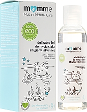 Fragrances, Perfumes, Cosmetics Intimate Wash & Body Gel - Momme Mother Natural Care Gel