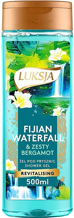 Shower Gel - Luksja Fijian Waterfall Shower Gel