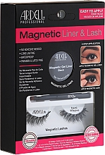Fragrances, Perfumes, Cosmetics Set - Magnetic Lash & Liner Lash Demi Wispies (eye/liner/2g + lashes/2pc)