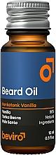 Fragrances, Perfumes, Cosmetics Beard Oil - Beviro Beard Oil Honkatonk Vanilla