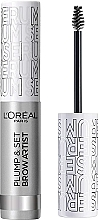 Fragrances, Perfumes, Cosmetics Brow Serum, colorless - L'Oreal Paris Brow Artist Plump & Set Serum