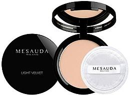 Fragrances, Perfumes, Cosmetics Perfect Matte Skin Powder - Mesauda Milano Light Velvet Powder