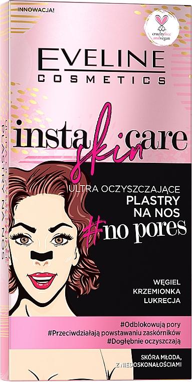 Ultra-Cleansing Nose Stripes - Eveline Cosmetics Insta Skin Care #No Pores