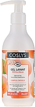 Fragrances, Perfumes, Cosmetics Baby Cleansing Gel for Hair & Body with Organic Apricot - Coslys Baby Care Baby Cleansing Gel-Hair & BodyWith Organic Apricot