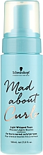 Fragrances, Perfumes, Cosmetics Light Whipped Foam for Curly Hair - Schwarzkopf Professional Mad About Curls Light Whipped Foam