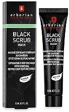 Fragrances, Perfumes, Cosmetics Cleansing Charcoal Scrub Mask - Erborian Black Scrub Mask