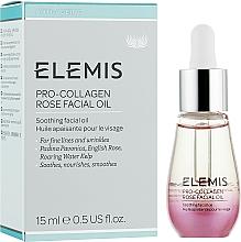 "Fragrances, Perfumes, Cosmetics Face Oil ""Rose"" - Elemis Pro-Collagen Rose Facial Oil"