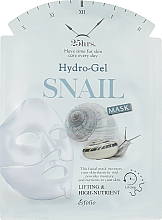 Fragrances, Perfumes, Cosmetics Hydrogel Face Mask with Snail Extract - Esfolio Hydro-Gel Snail Mask