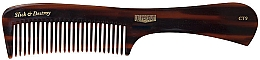 Fragrances, Perfumes, Cosmetics Hair Styling Comb - Uppercut Deluxe CT9 Tortoise Styling Comb