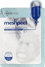 Fragrances, Perfumes, Cosmetics Face Mask - Mediheal Brightclay Meshpeel Mask