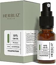 Fragrances, Perfumes, Cosmetics Olive Oil Mouth Spray 10% - Herbliz CBD Olive Fresh  Oil Mouth Spray 10%