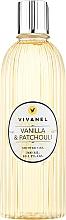 Fragrances, Perfumes, Cosmetics Vivian Gray Vivanel Vanilla & Patchouli - Creamy Shower Gel
