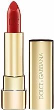 Fragrances, Perfumes, Cosmetics Classic Cream Lipstick - Dolce & Gabbana Classic Cream Lipstick