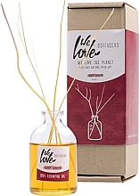 Fragrances, Perfumes, Cosmetics Reed Diffuser - We Love The Planet Warm Winter Diffuser